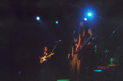 WILDEVE live at LKA Dec 2001